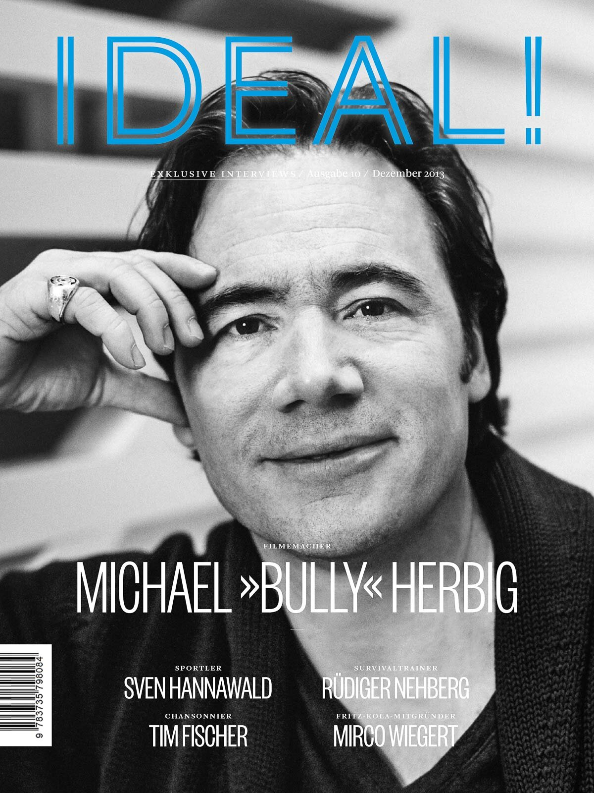 Cover Michael Bully Herbig - IDEAL Magazin (8)